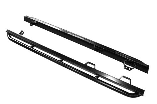 Rock Sliders With Tree Bars From Terrafirma For Defender 110 1993