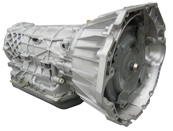 ZF 5-Speed Automatic Transmission TGD000150 For Range Rover Full Size L322, 2003 - 2005, Core Charge Additional