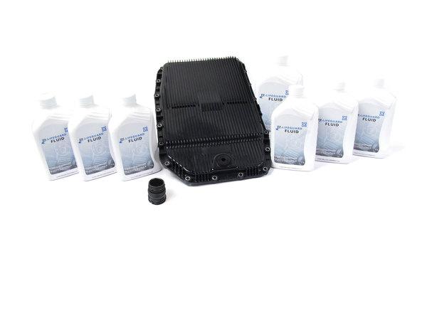 Range Rover transmission filter and fluid