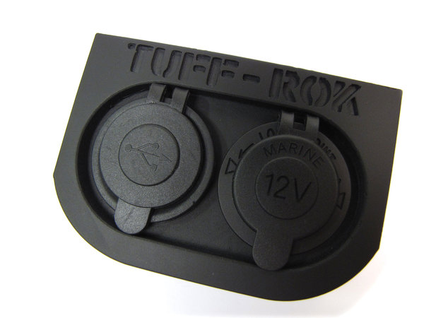 Tuff-Rok Front Power Panel For LR3