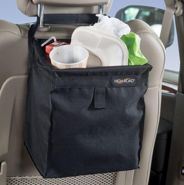 High Road TrashStash Leakproof Litter Bag: Black