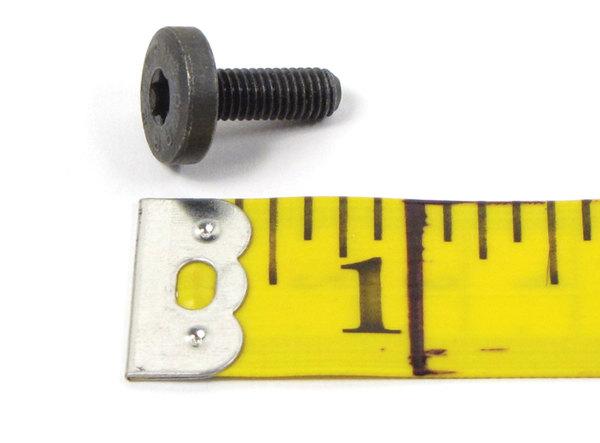 Transmission Filter Retaining Screw