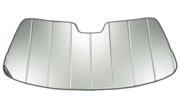 Covercraft UV10837SV Silver UVS 100 Custom Fit Sunscreen for Select Land Rover Freelander Models - Laminate Material, 1 Pack