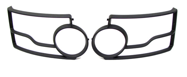 Genuine Front Lamp Guards VPLAP0008, Pair, For Land Rover LR4
