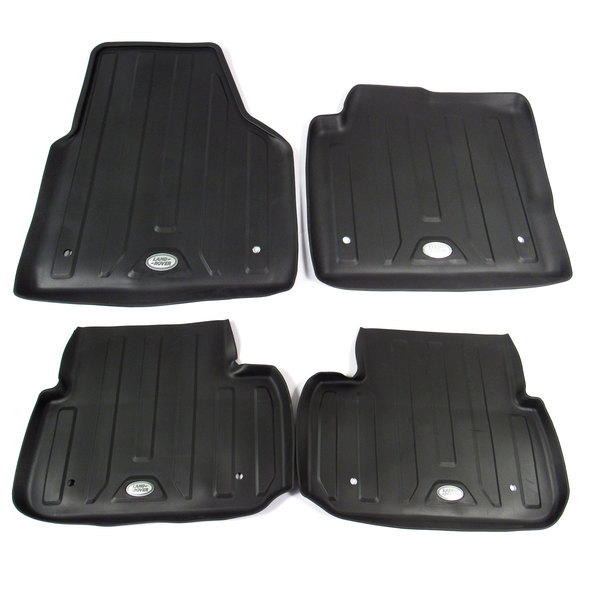 all weather rubber floor mats Discovery Sport