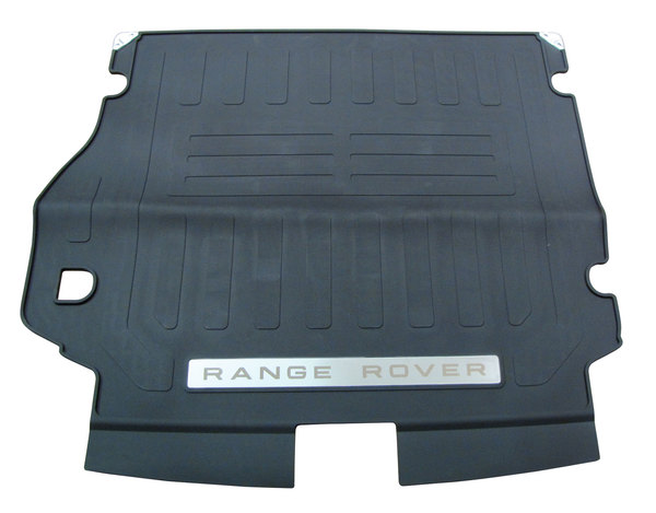 Genuine Cargo Liner Loadspace Mat VPLSS0043, Black Rubber, For Range Rover Sport, 2006 - 2013