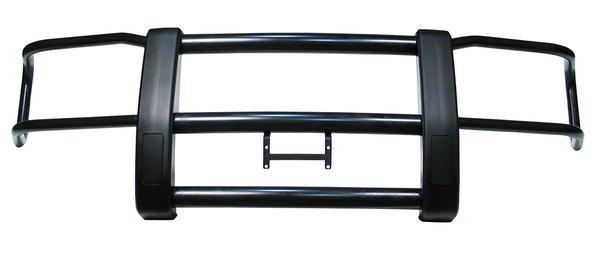 Genuine Brush Bar VUB000780, Black Tube Steel, For Range Rover Full Size L322, 2003 - 2005
