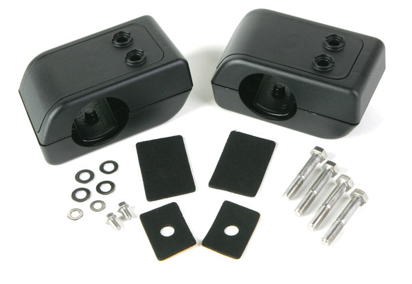 Brush Bar Lamp Mount Kit