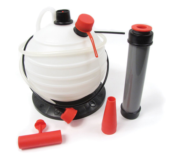 fluid evacuator