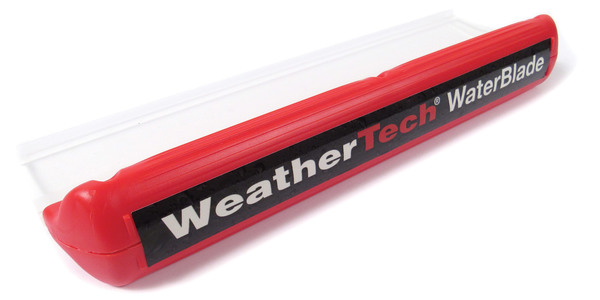 Silicone Waterblade Squeegee For Quickly Drying Almost Any Surface By WeatherTech