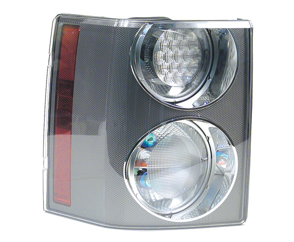 Genuine Tail Light Assembly XFB500351LPO, Rear Left Hand, For Range Rover Full Size L322 Supercharged 4.2, 2006 - 2009