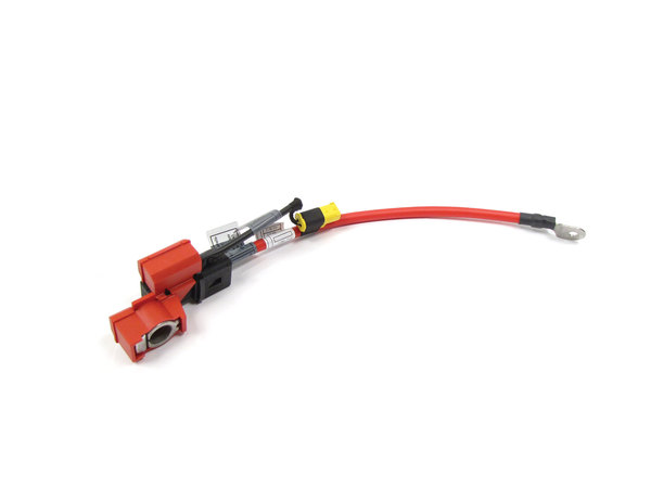 Genuine Battery Cable YTA000040, Positive, For Range Rover Full Size L322, 2003 - 2009 (See Fitment Notes)