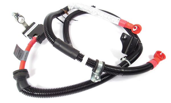 Genuine Battery Cable, Positive, For Land Rover LR3 2006 - 2009