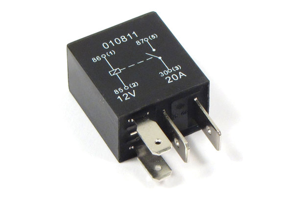 Electrical Relay For Land Rover Discovery Series II And Range Rover P38