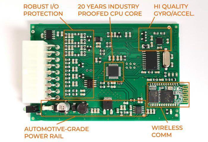 XLifter circuitboard